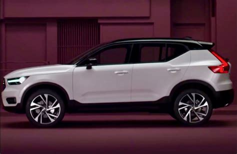 volvo cx40 2019 2019 volvo xc40 gets an early reveal the torque report