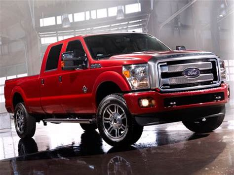 2014 ford f350 super duty crew cab | pricing, ratings