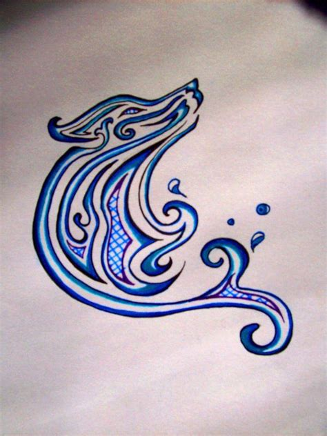 tribal water tattoo water tribal pictures to pin on tattooskid