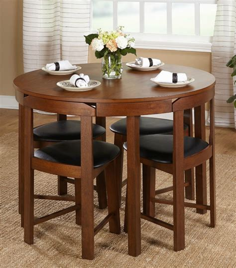 Dining Table Set For Small Spaces Twenty Dining Tables That Work Great In Small Spaces Living In A Shoebox