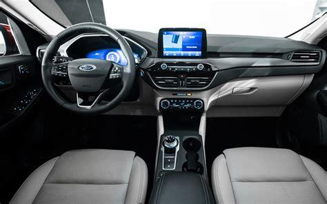 comparison ford escape titanium hybrid