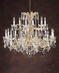 chandelier s chandelier and theresa chandelier