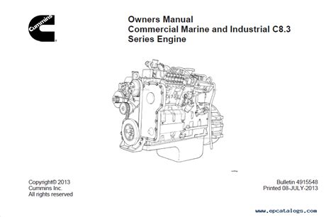 cummins  series engine owners manual