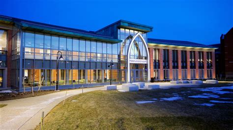 Providence College Mba by Providence College Dedicates New Business Studies Center