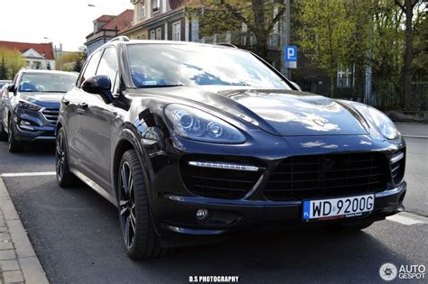 2017 porsche cayenne turbo s porsche 958 cayenne turbo s 24 april 2017 autogespot