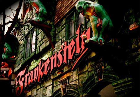 house of frankenstein weird niagara falls spaceship restaurants giant frankensteins and more risky fuel