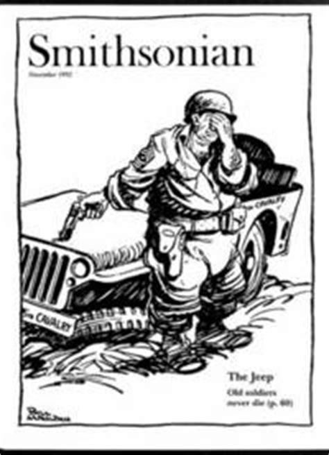 the jeep: old soldiers never die [smithsonian] by doug