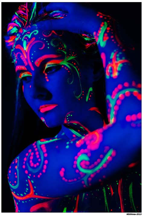 glow in the dark lights blacklight paint ii by msxhinter blacklight pinterest