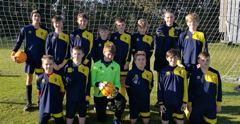 14 and under under 14 s wellesbourne wanderers fc