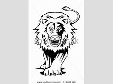 Fierce clipart - Clipground Growling Shouting