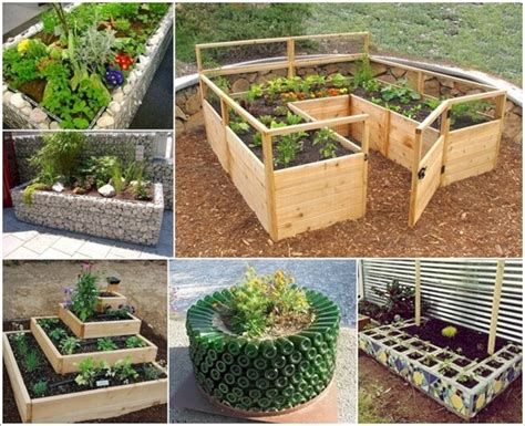 24 Gorgeous Diy Raised Garden Bed Ideas To Build A Raised Garden Layout Ideas