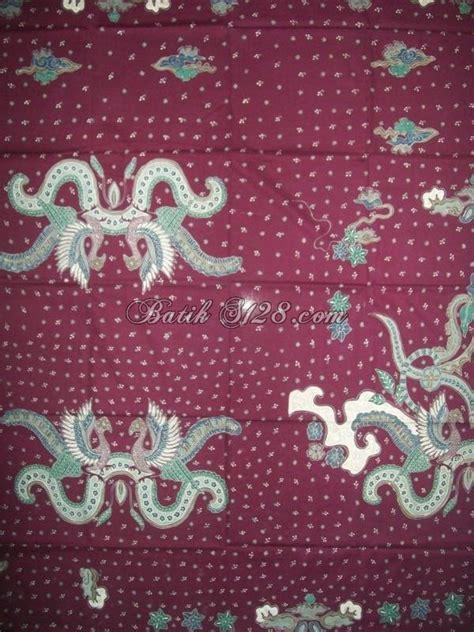 Kemeja Batik Merak Sogan jual batik tulis murah asli batik tulis k118