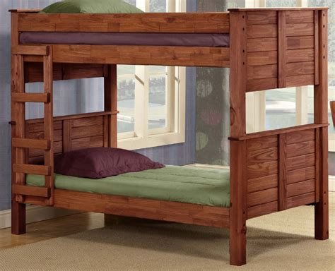 bunk beds with rails bunk beds with bottom rails my