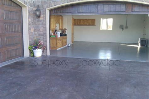 Epoxyshield Garage by Epoxy Coat Your Garage Salt Lake Concrete Coatings