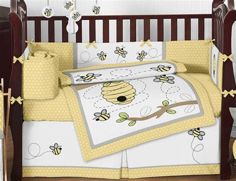 Bumble Bee Crib Bedding 2048 Bay Bee S