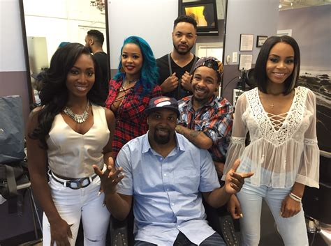 what black hair salon that was on tv bet offers up atlanta salon drama with ink paper