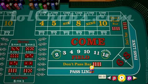 craps on the hop bet explained