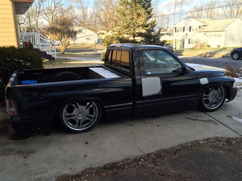 ram 1500 trucks for sale 1997 dodge ram 1500 sst bagged shop truck for sale