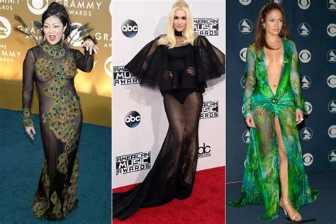 Which Is The Most Shocking Dress On Red Carpets According To You?