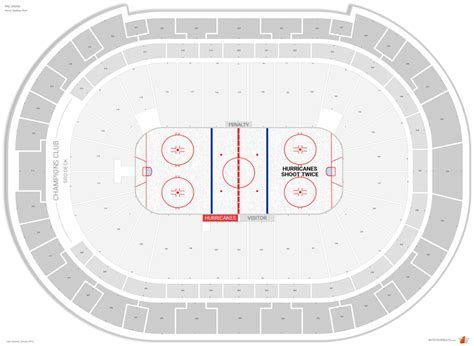 pnc arena raleigh nc seating chart carolina hurricanes seating guide pnc arena