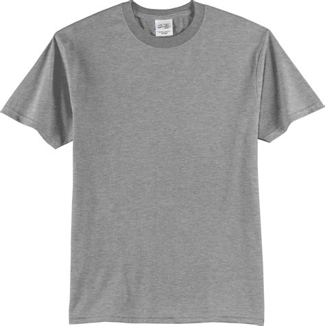 The Gallery For Gt Blank Grey T Shirts Grey T Shirt Template