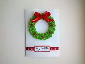 paper christmas cards make beautiful paper quilling
