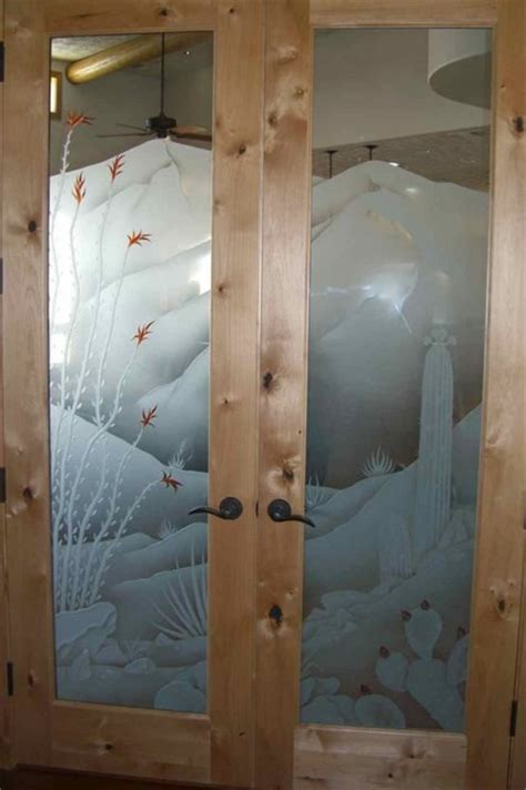 Interior Bedroom Glass Doors Interior Glass Doors With Obscure Frosted Glass Designs