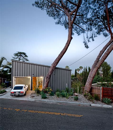 Small Homes Los Angeles Big Small House Los Angeles By Anonymous Architects 004