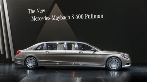 mercedes maybach s650 landaulet coming