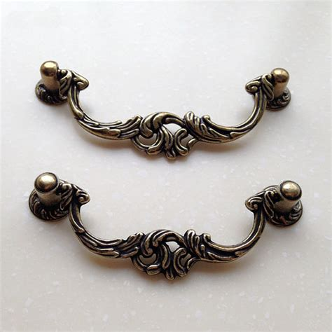 drop drawer pulls vintage drop bail drawer pulls drop dresser drawer pull