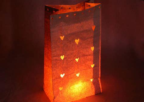 tea light candle lilin romantis terbatas cahaya lilin lebih istimewa dalam kantung kertas buat yuk
