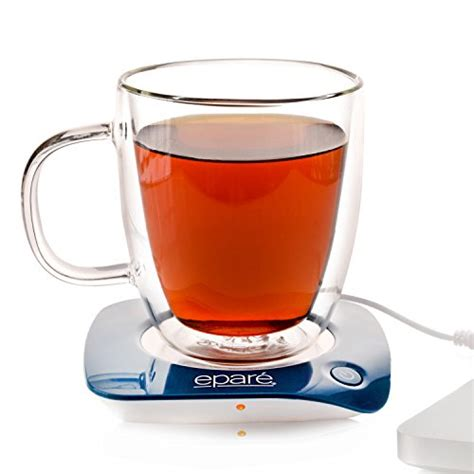 Epar 233 Usb Mug And Cup Beverage Warmer For Desktop