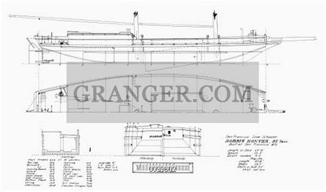 scow schooner plans image of schooner plans 1870 lines of san francisco 2