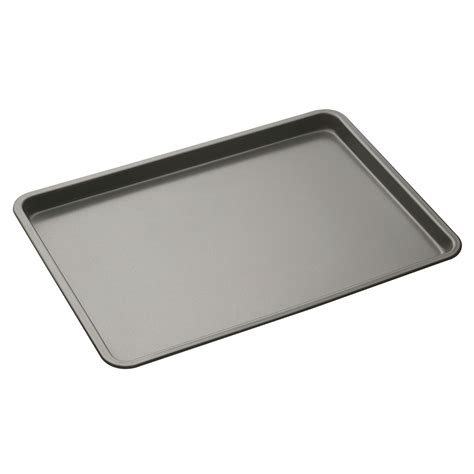 Best Kitchen Knives Uk master class non stick baking tray 35 x 25 cm 14 quot x 10