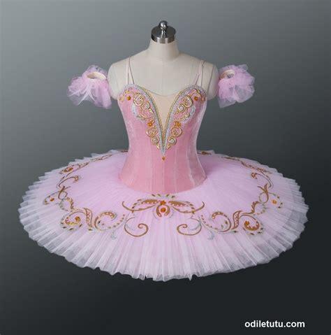 Handmade Ballet Tutus - professional classical pink ballet tutu sleeping