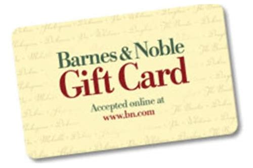 deals on barnes and noble gift cards