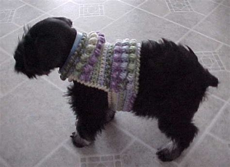 pattern for dog sweaters free miss julia s patterns free patterns 20 dog sweaters to