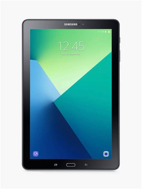 samsung 10 tablet samsung galaxy tab a tablet android n 10 1 quot 32gb wi fi at lewis partners