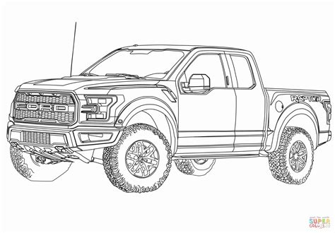 coloring pages trucks new free chevy truck coloring pages vehicle coloring page