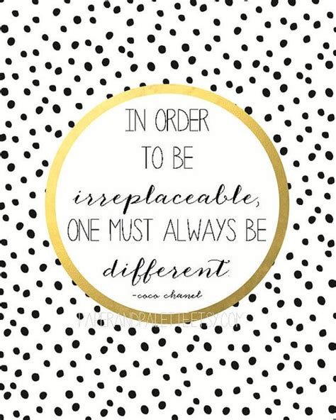 printable typography coco chanel quote gold foil gold lips pinterest the world s catalog of ideas