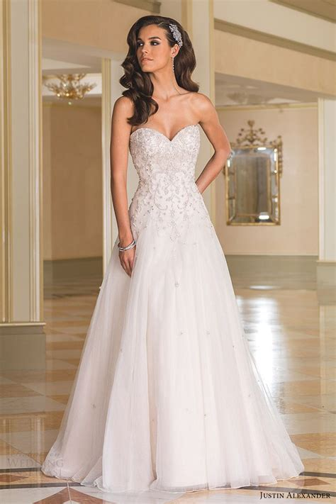 wedding dresses strapless best 25 strapless wedding dresses ideas only on