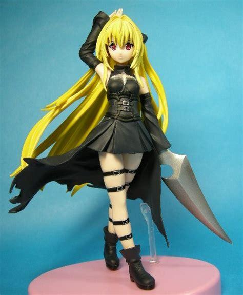 Darkness Prize Figure furyu prize to ru motto character pvc figure yami golden darkness ebay