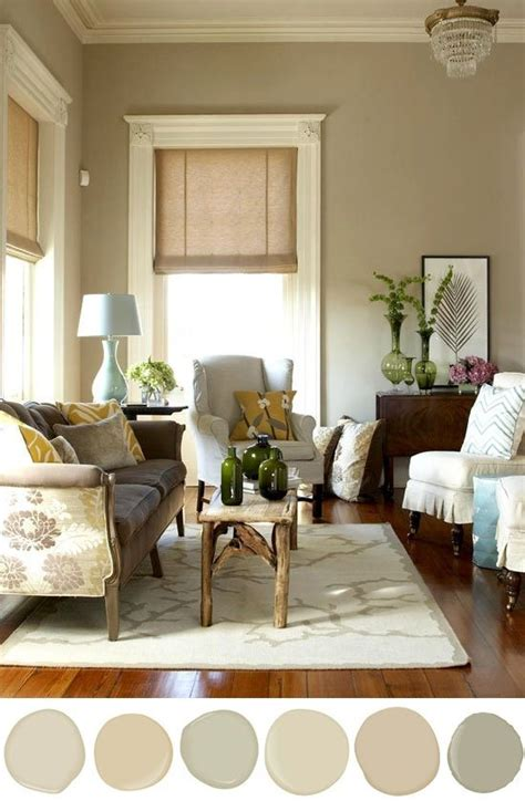 beautiful living style colors for staging your home for sale neutral wall color