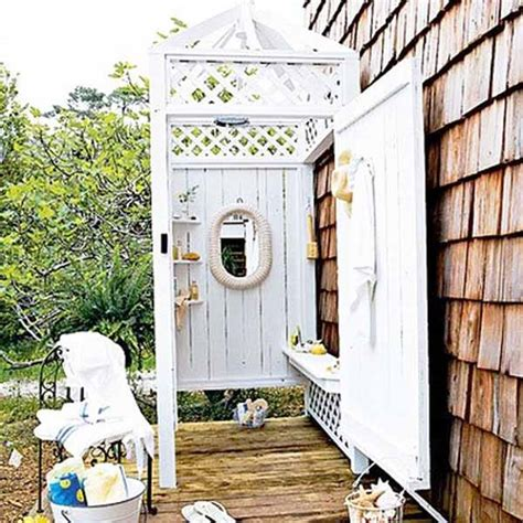 outdoor shower ideas outdoor shower design ideas kitchentoday