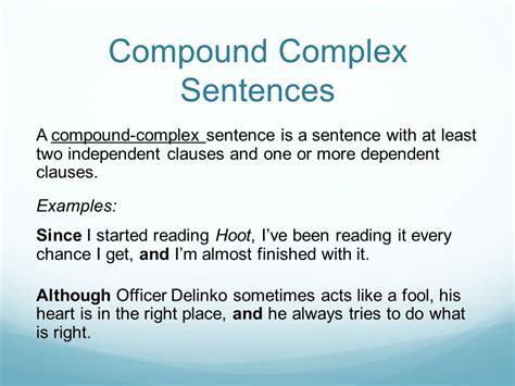 sentence types ppt video online download
