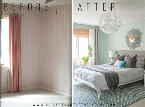 bedroom remodel before and after bedroom makeovers reveal inspiring design ideas