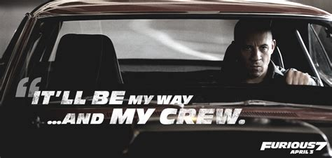 fast and furious quotes dom fast and furious 7 dom quotes quotesgram