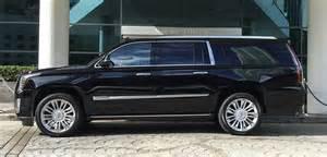 Cadillac Esv Platinum Suv Gmc Yukon Xl Luxury Limousine Xs Limousine