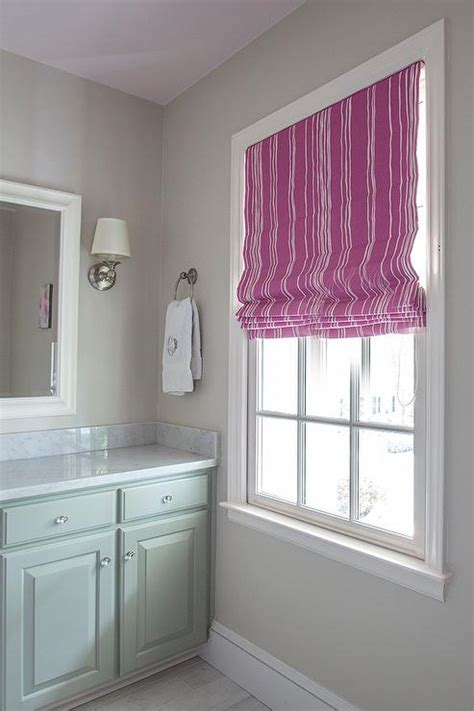 painted ceilings in bathrooms pink and green kids bathroom with lilac painted ceiling