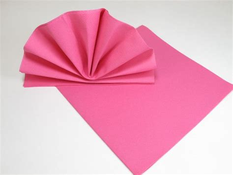 Folding Paper Serviettes - 17 best images about pliage serviette on